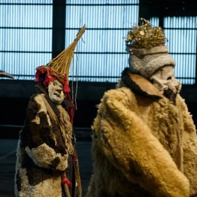 Latvian art biennial has a coronavirus twist