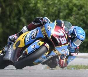 Alex Marquez delays move to MotoGP