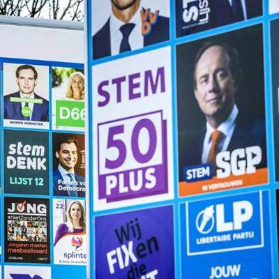 Coronavirus set to dominate Dutch elections