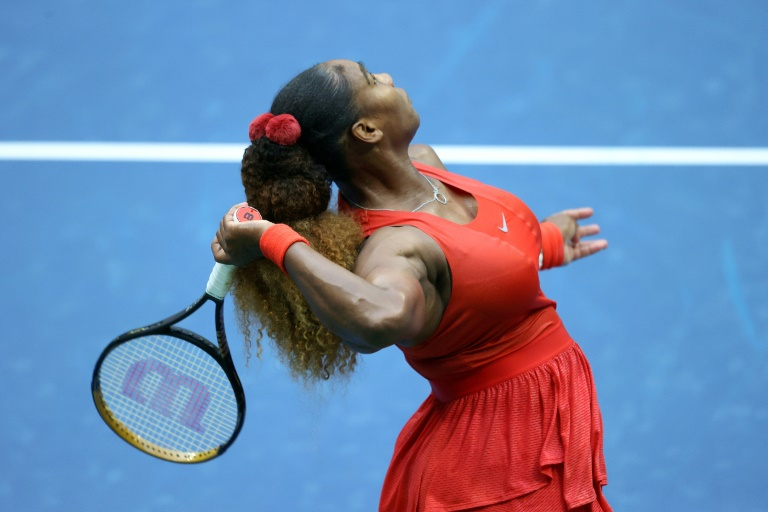 Serena Shrugs Off Record Chase After Us Open First Round Win Oudtshoorn Courant