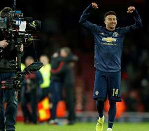 Arsenal say Lingard antics fuelled revenge mission against Man Utd