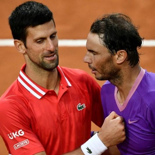 Djokovic admits 'long shot' to beat Nadal at Roland Garros