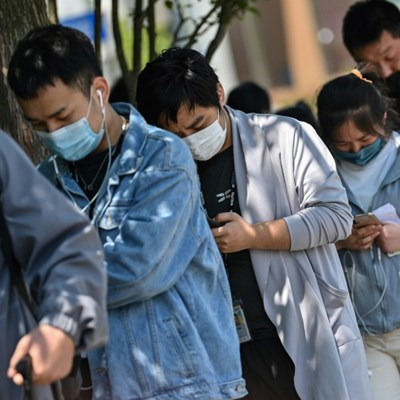 Help wanted: Jobless China workers await relief