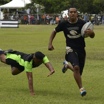 Venezuelan inmates see rugby as a road to redemption
