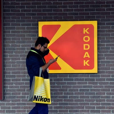 Faded photo giant Kodak gets $765 mn for drug business