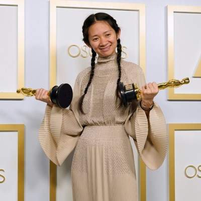 China censors Oscars success of history-making Chloe Zhao