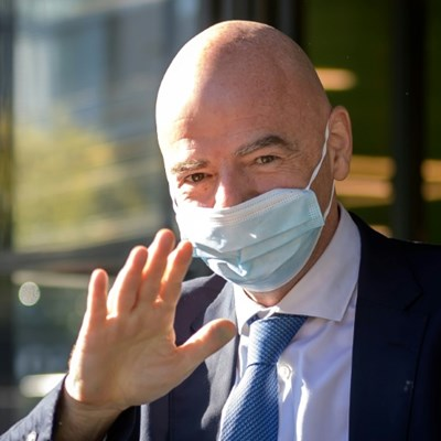FIFA 'strongly disapproves' of Super League: Infantino