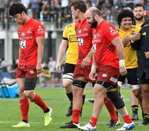 Japan's Sunwolves exit Super Rugby as Australia bid fails