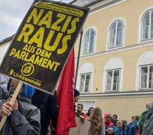 New Austria row over Hitler's birth house