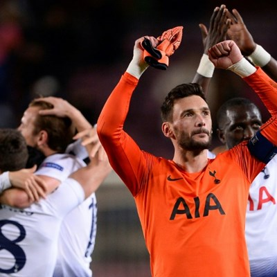Spurs 'deserve' last-16 spot after draw at Camp Nou