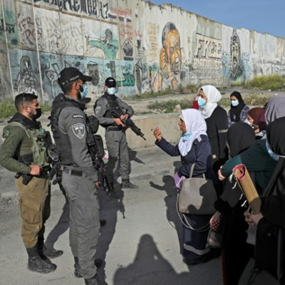 Israel committing 'crime of apartheid' against Palestinians: HRW