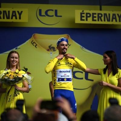 Miss becomes mister: Tour de France drops all-girl podium