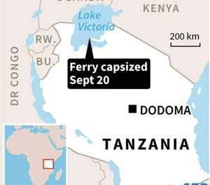 Desperate search resumes for missing after Lake Victoria disaster
