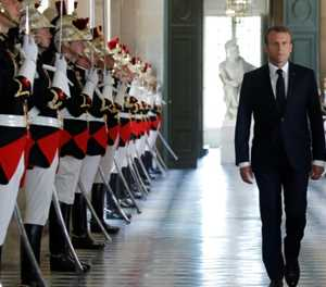 Macron expected to rebuff Johnson during Brexit talks in Paris