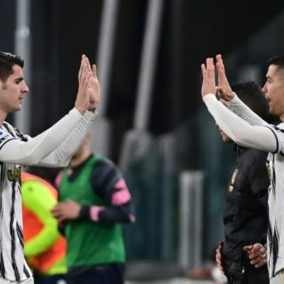 Ronaldo, Morata lead Juventus against Porto
