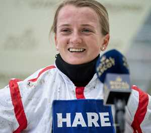 Doyle becomes first female jockey to win Goodwood Cup