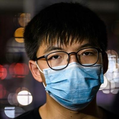 Joshua Wong leads young Hong Kong trio facing jail