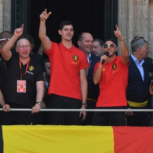 Hazard and Courtois futures in board's hands says Sarri
