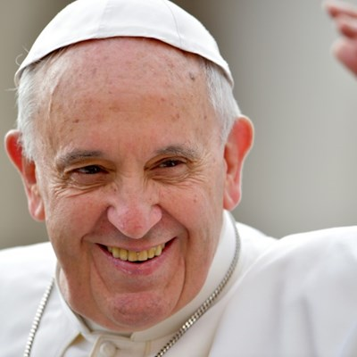 Film shows 'fearless' pope taking on church