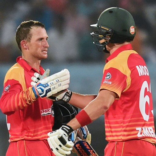 Zimbabwe suspended by International Cricket Council