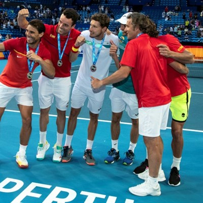 Argentina and Nadal-led Spain sweep into ATP Cup quarters