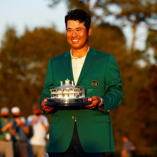 Tears, cheers and shares rise as Matsuyama victory thrills Japan
