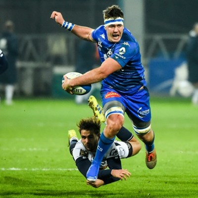 South African Pieterse glad for Castres chance after 'rollercoaster' start