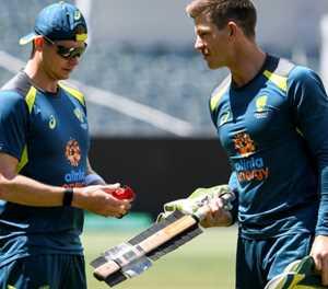 Australia captain Paine urges Smith not to rush injury return