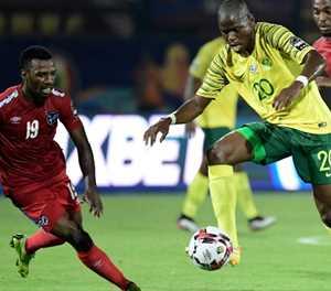 Captain Kekana sent off as Sundowns fall in CAF Champions League