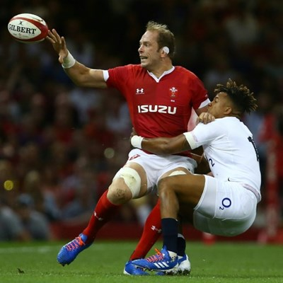 Wales top of the world after beating England
