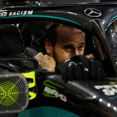 Hamilton in race against time to prove fitness for season finale