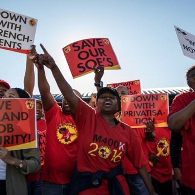 South African Airways hit by crippling strike