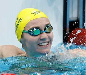 Titmus claims 200m crown but Ledecky bounces back for first gold