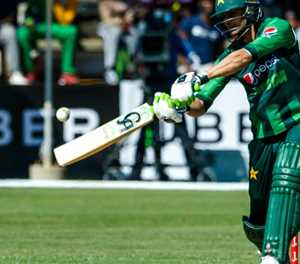 Zaman career best 61 underpins Pakistan