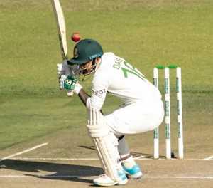 Das fires career-best 95 to drive Bangladesh comeback in Zimbabwe