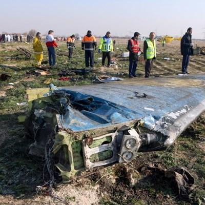 Iran says Ukrainian plane turned back before crashing