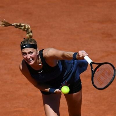 Kvitova sees 'good chance' of making Wimbledon