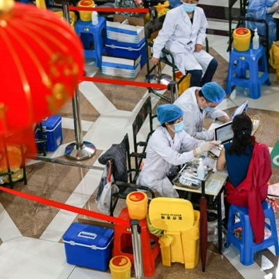 China rejects claim of illness at Wuhan lab in late 2019