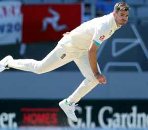 England's Anderson to test injured shoulder ahead of India series