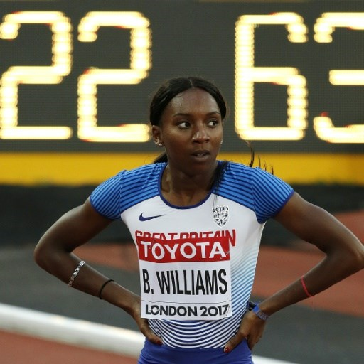 British sprinter accuses police of racial profiling