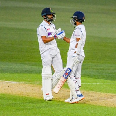 India skipper Kohli hails relationship with vice-captain Rahane