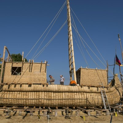 An ancient Egypt-to-Black Sea route? Adventurers to test theory