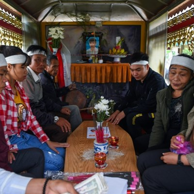 Vietnam families to bury victims of UK truck tragedy