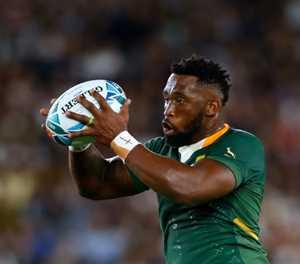 Springboks sweat over captain Kolisi after positive virus test