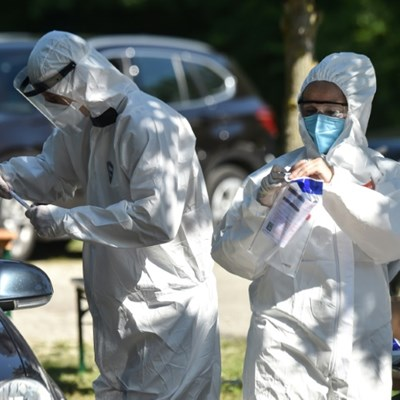 Germany mulls mandatory tests to stop second virus wave