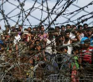 600,000 Rohingya still in Myanmar at 'serious risk of genocide': UN
