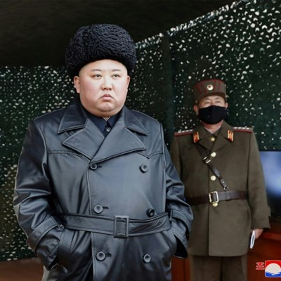 North Korea fires 3 projectiles: South's military