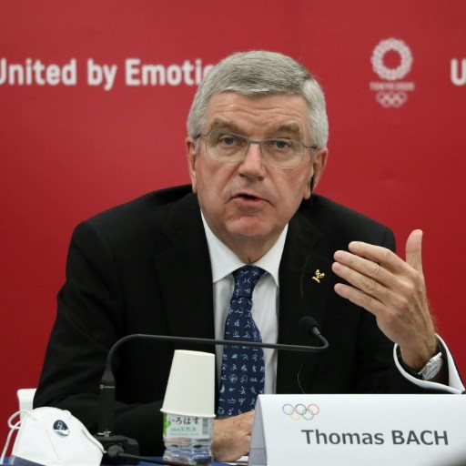 Thomas Bach unopposed in bid for second term as IOC president: official