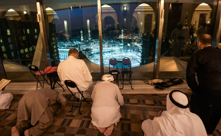 Room with a view: Mecca hotels offer VIP hajj experience   George Herald