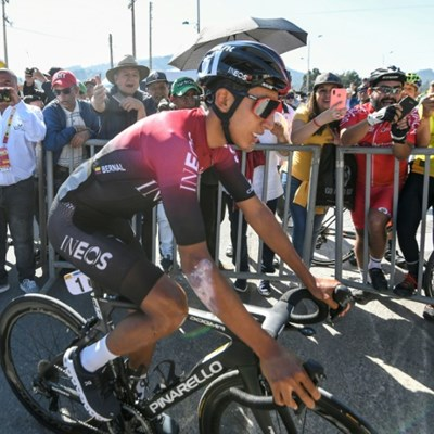 Bernal among up to 150 Colombian athletes who will fly to Europe